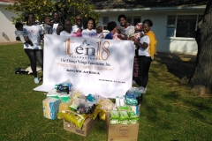 Tenf18-SA-Team-visit-sample-of-donation-to-Childrens-Home-Orphan