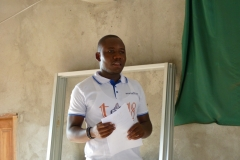 Mr.-Robert-K.-Bolay-Jr-Country-Representative-speaking-about-the-foundation