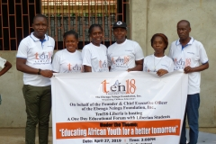 Volunteers-with-Tenf18-Liberia-Staff